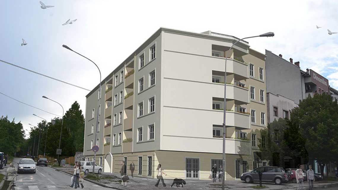 Projekat u Kisačkoj 55