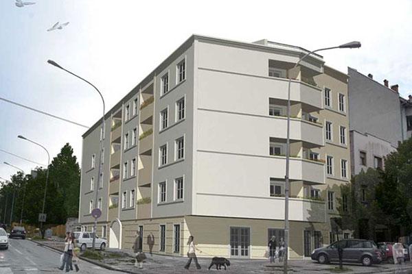 Пројекат у Кисачкој 55